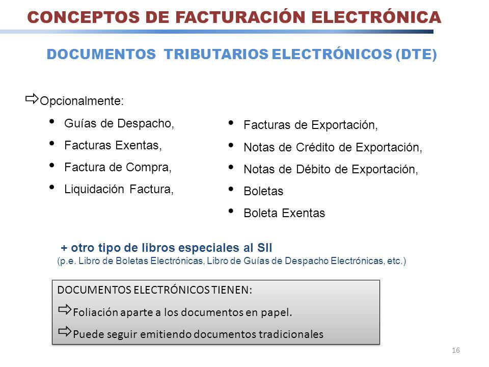 16 DOCUMENTOS ELECTRÓNICOS TIENEN: Foliación aparte a los documentos en papel. Puede seguir emitiendo documentos tradicionales DOCUMENTOS ELECTRÓNICOS