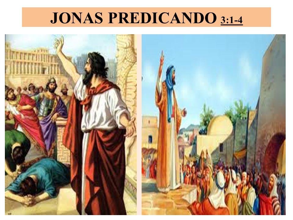 JONAS PREDICANDO 3:1-4