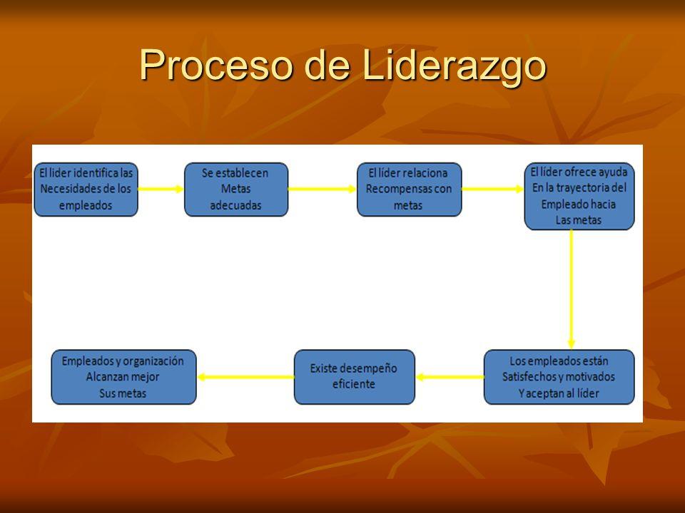 Proceso de Liderazgo