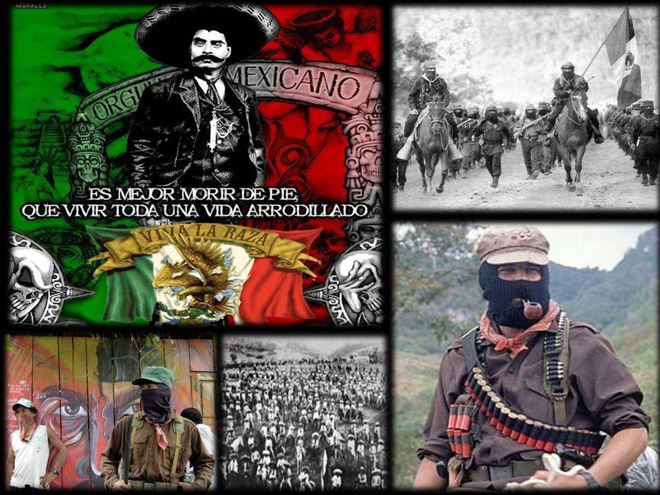 El Ejército Zapatista de Liberación Nacional (EZLN) es una organización armada mexicana de carácter político-militar y de composición mayoritariamente indígena.