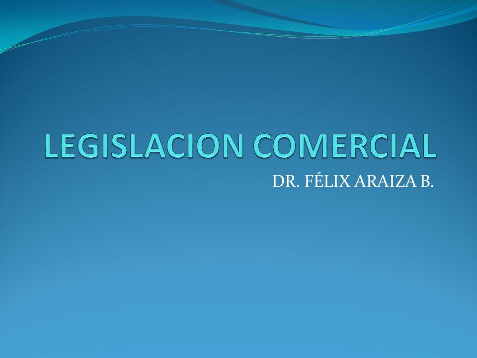 DR. FÉLIX ARAIZA B.