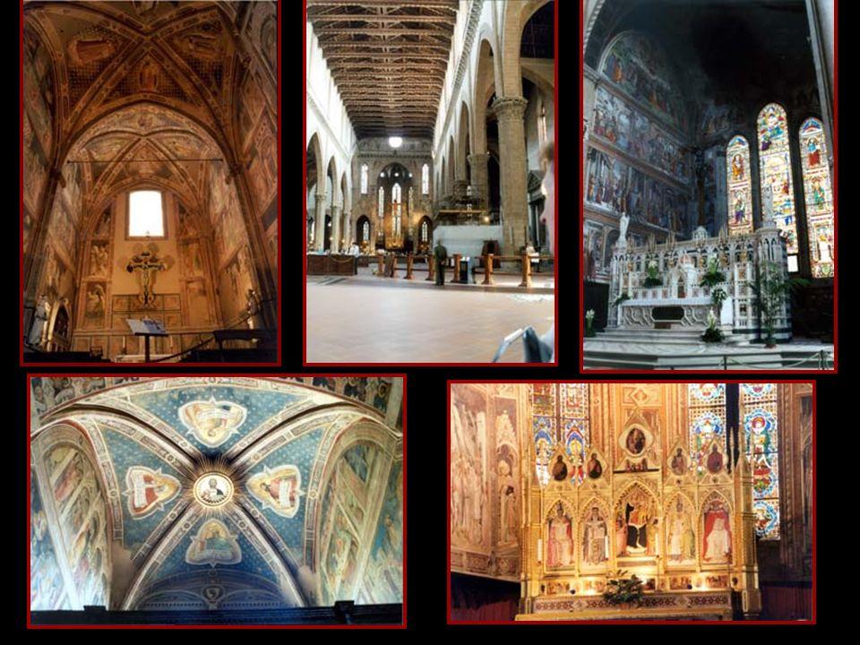 Desde siempre, Santa Croce fue un símbolo prestigioso de la ciudad de Florencia y un lugar de reencuentro para los más grandes artistas, teólogos, religiosos, hombres de letras y políticos.