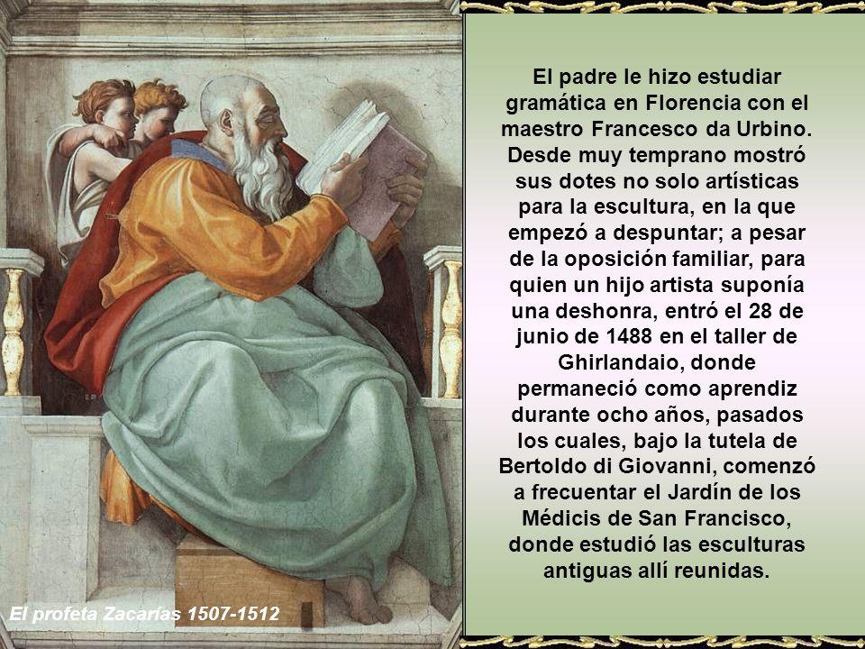 Cristo cargando la cruzMoisés 1513