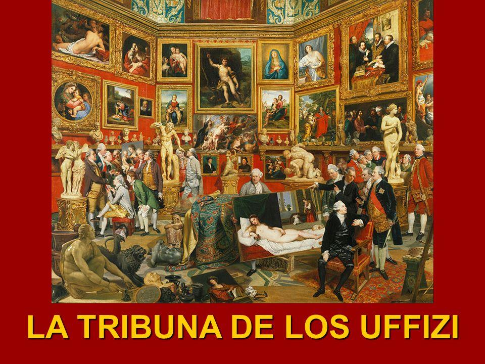 VIRGEN CON EL NIÑO – MADONNA COWPER.Rafael Sanzio (1504-1505) Óleo sobre tabla – 58 cm x 43 cm.