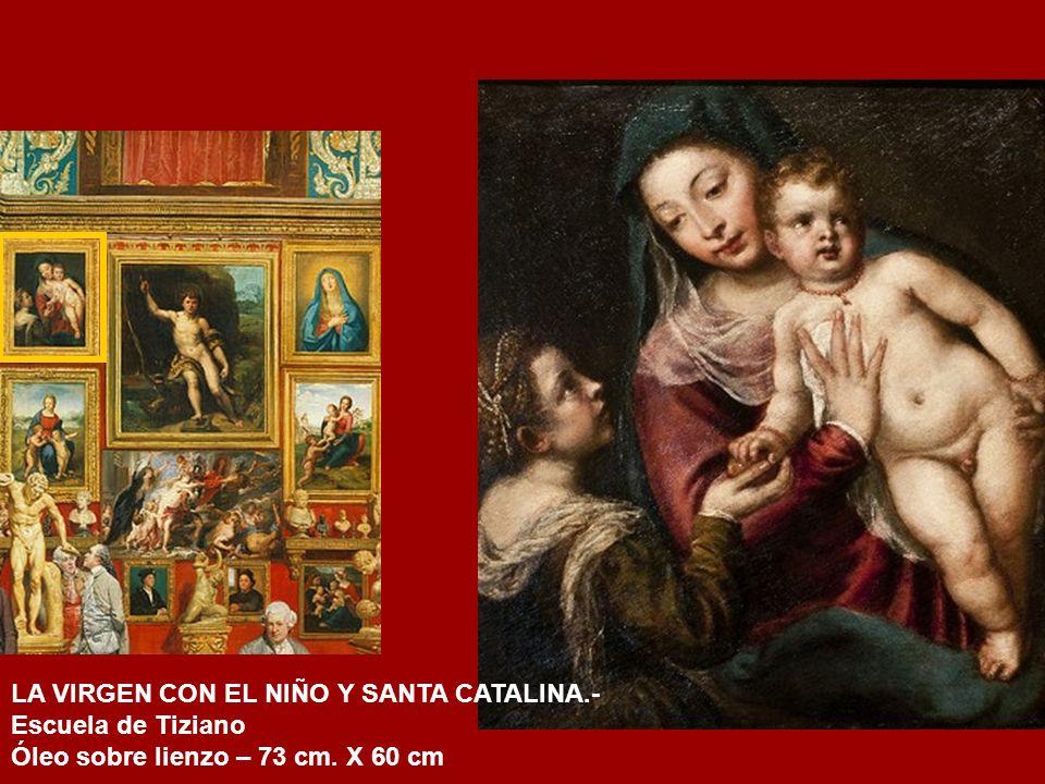 SAN JUAN.- Rafael Sanzio (obra del Taller) (1446) Óleo sobre lienzo – 165cm x 147 cm. Galería Uffizi. Florencia