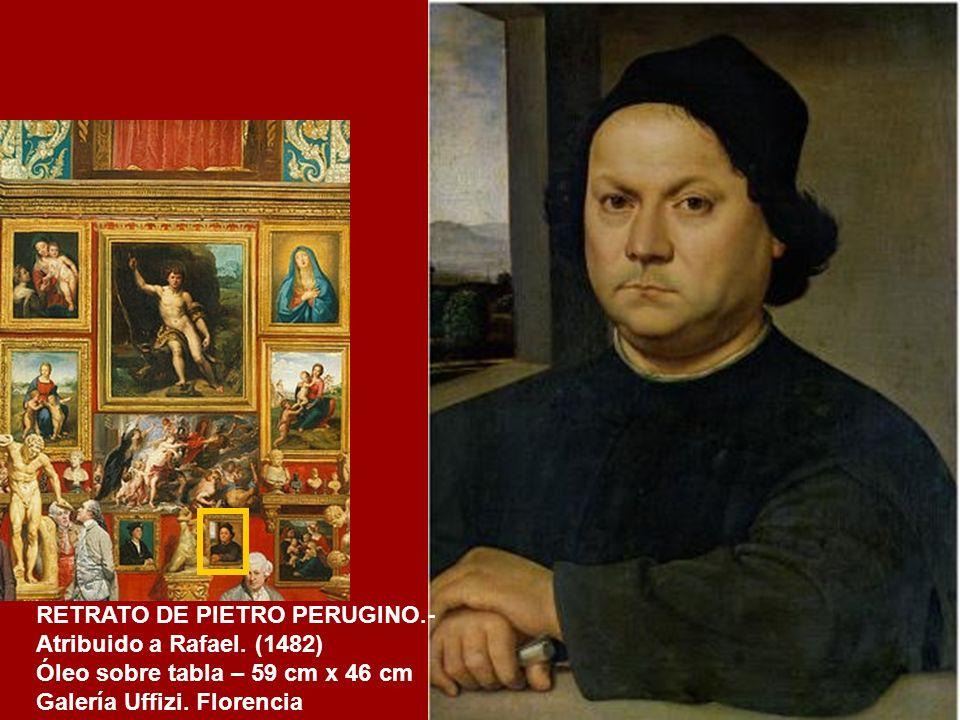 SIR RICHARD SOUTHWELL.- Hans Holbein el Joven (1536) Óleo y témpera sobre tabla – 47,5 cm x 38 cm. Galería Uffizi. Florencia
