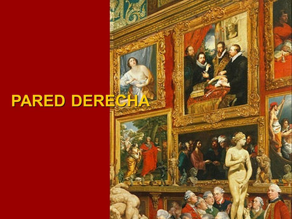 LA VIRGEN CON EL NIÑO, SANTA ISABEL Y SAN JUANITO.- Niccoló Soggi. (Escuela de Peruggino) (1500-1524) Óleo sobre tabla – 101 cm x 76 cm. Museo del Cen
