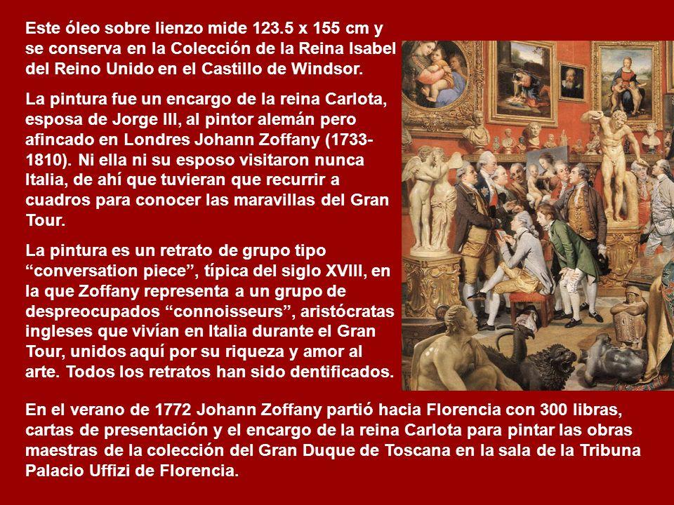 LA VIRGEN ADORANDO AL NIÑO.- Correggio.(1524-1526) Óleo sobre lienzo – 81 cm x 67 cm.