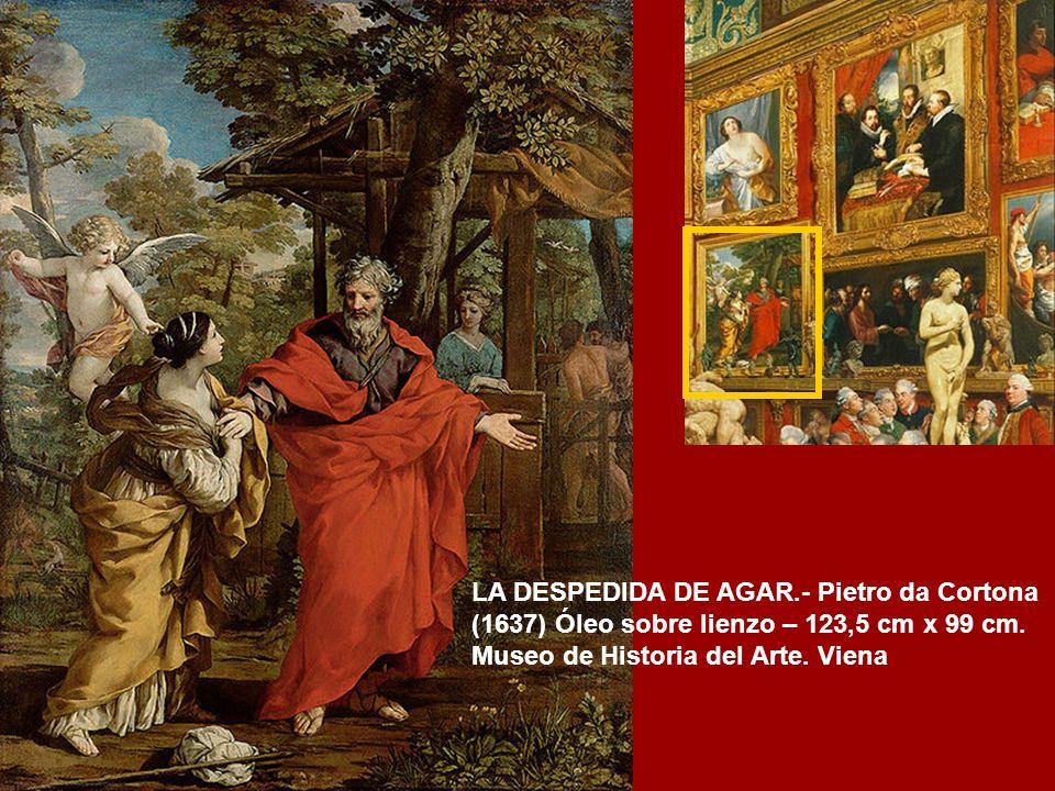 RETRATO DEL PAPA LEÓN X CON LOS CARDENALES GIULIO DE MEDICI Y LORENZO ROSSI.- Rafael Sanzio (1517 – 1518) Óleo sobre tabla – 155,2 cm x 118,9 cm. Pala