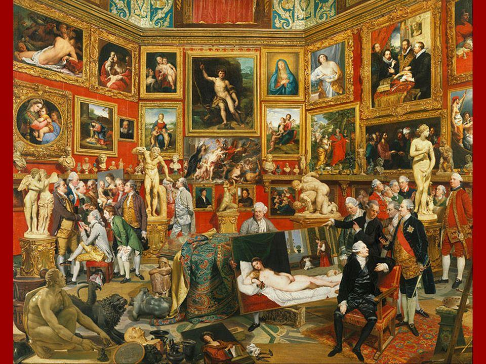 SAN JUAN.- Rafael Sanzio (obra del Taller) (1446) Óleo sobre lienzo – 165cm x 147 cm.