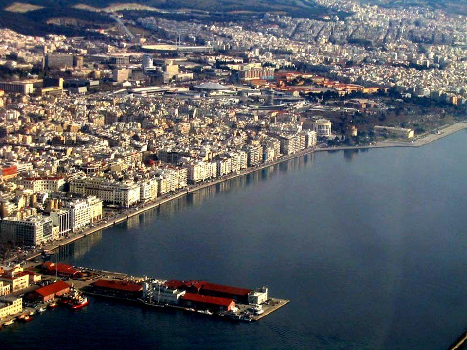 Nacimiento de esta Comunidad A travesando Anfípolis y Apolonia llegaron a Tesalónica, donde los judíos tenían una sinagoga.