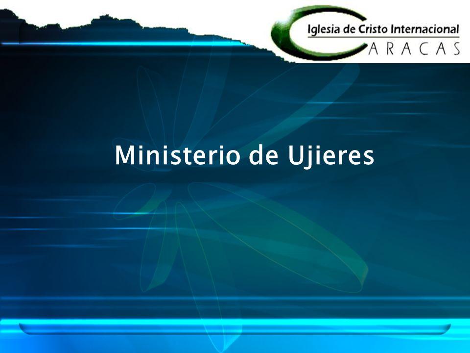 Ministerio de Ujieres
