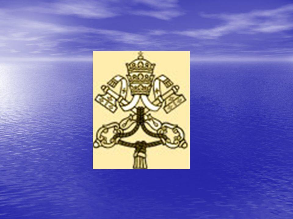 La elección de un nuevo Pontífice El Papa ejerce en la Iglesia Católica el oficio de Vicario de Cristo y Pastor de la Iglesia universal.