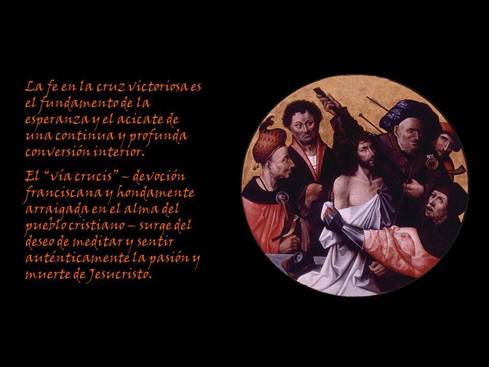 Llegados por fin, radiantes de júbilo, a la ciudad, depositaron con toda reverencia el precioso tesoro que llevaban en la iglesia de San Jorge.
