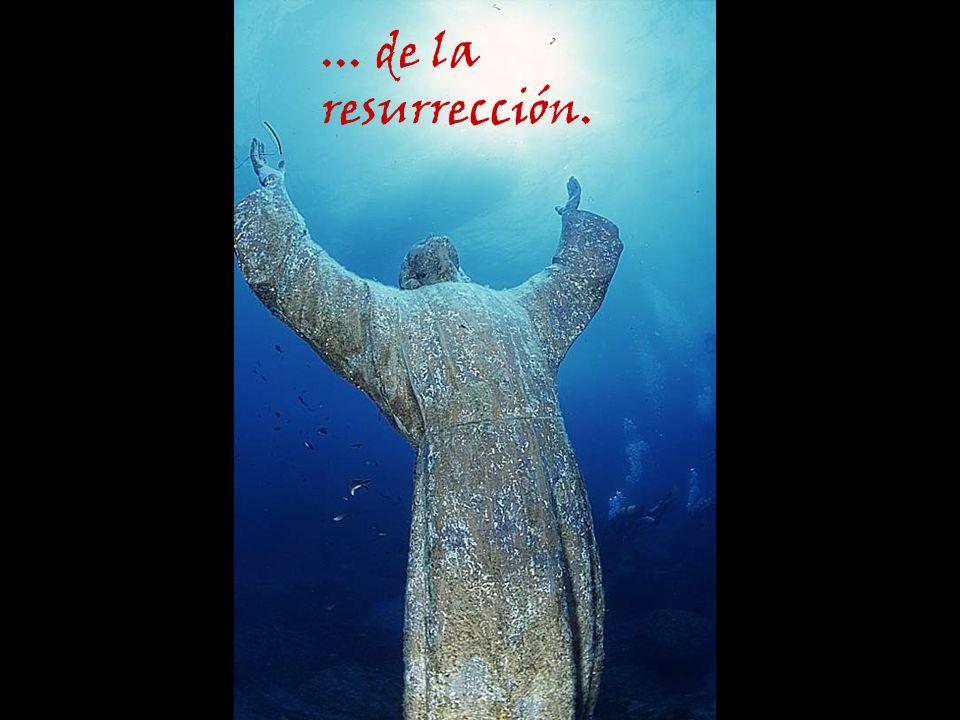 ... de la resurrección.