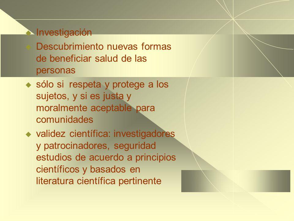 FUNCIONAMIENTO DE COMITÉS INSTITUCIONALES DE EVALUACIÓN ÉTICO CIENTÍFICA María Angélica Sotomayor COMITÉS DE EVALUACIÓN ETICO CIENTÍFICA Libertad creadora Protección de los sujetos de investigación - Derecho a la protección de la salud - Derecho a la propiedad intelectual(Constitución Política artículos 1º, 5º y 19).