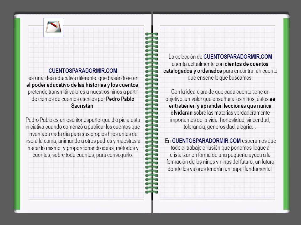Valor Educativo: Comprensión Ya No Aguanto Más ( por Pedro Pablo Sacristán ) Había una vez dos puertas en la misma casa.