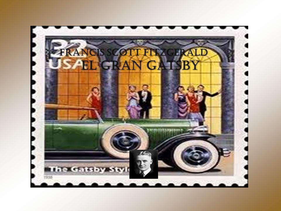 la mansión de Gatsby resulta de una fastuosidad vulgar, hay algo excesivo en todo lo que posee, rasgo que Daisy reconoce; la siempre larga lista de invitados a las fiestas es una relación de personajes mediocres que están en su casa como en un parque de atracciones, deslumbrados por su riqueza.