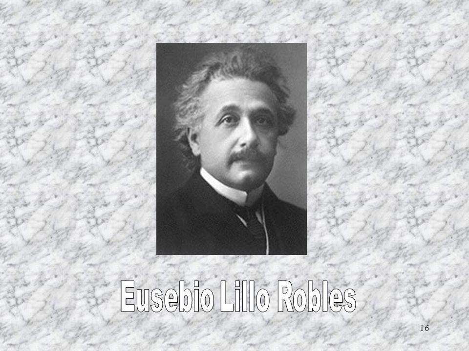 17 Biografía de Eusebio Lillo Nació en Santiago el 14 de agosto de 1826 y murió en la misma ciudad el 8 de julio de 1910.