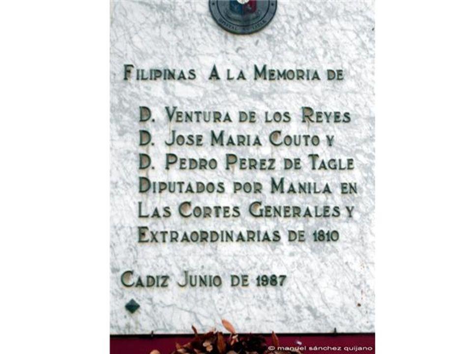 La Constitución de 1812, que surgió de las Cortes de Cádiz, en la que participaron representantes latinoamericanos, «desempeñó un papel importante en
