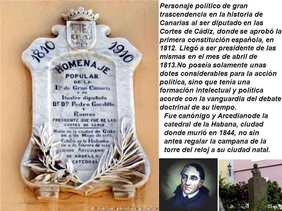 Nació en la calle Horno nº 26, el 22 de Enero de 1768. Fue canónigo de la catedral de Teruel. Acudió a las Cortes de Cádiz representando a Teruel, sie