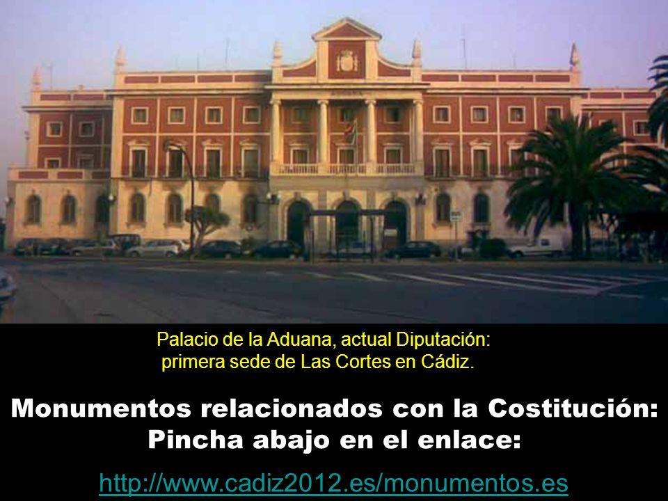 Las Cortes Generales permanecieron en el teatro cómico de la ciudad (más tarde conocido como Real Teatro de Las Cortes) hasta el 20 de febrero de 1811