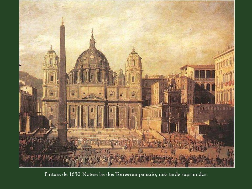 Desde entonces hace ya más de 420 años, sus descendientes siguen teniendo esta prerrogativa papal, siendo ellos los que suministran las ramas de palme
