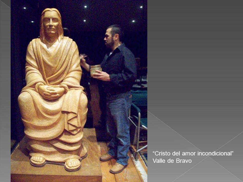 Cristo del amor incondicional Valle de Bravo