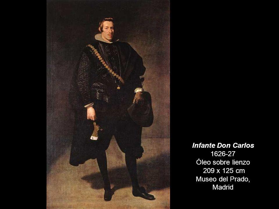Don Luis de Góngora y Argote 1622 50.3 x 40.5 cm Museum of Fine Arts, Boston