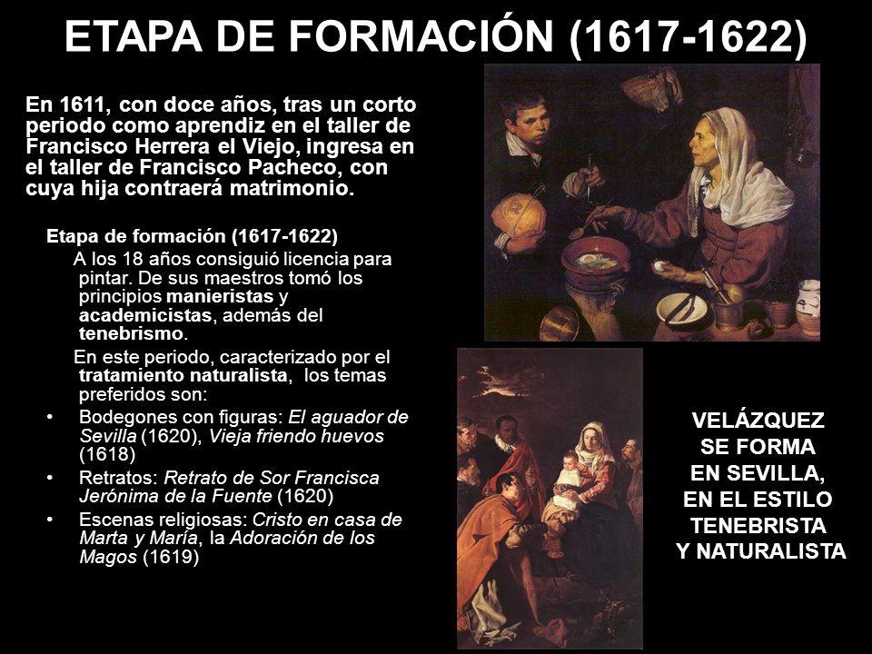 UNA LECTURA PREVIA: Velázquez fue un artista que no se dejó constreñir por las imposiciones estéticas de su tiempo. Si bien vivió intensamente la espi