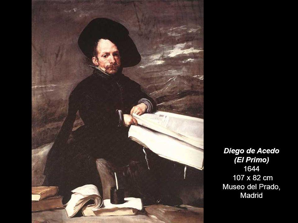 El enano Francisco Lezcano, apodado