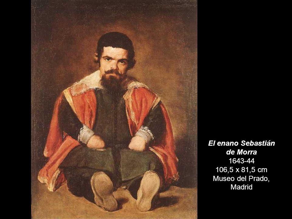 Diego de Acedo (El Primo) 1644 107 x 82 cm Museo del Prado, Madrid