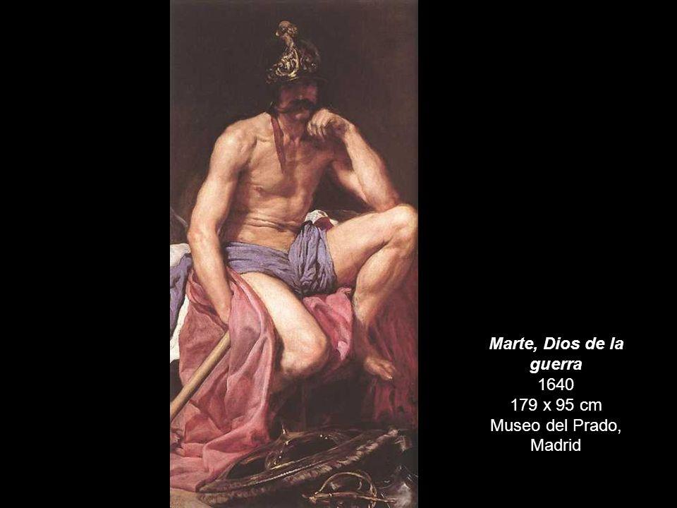 Esopo 1640 179 x 94 cm Museo del Prado, Madrid Menipo 1636-40 179 x 94 cm Museo del Prado, Madrid