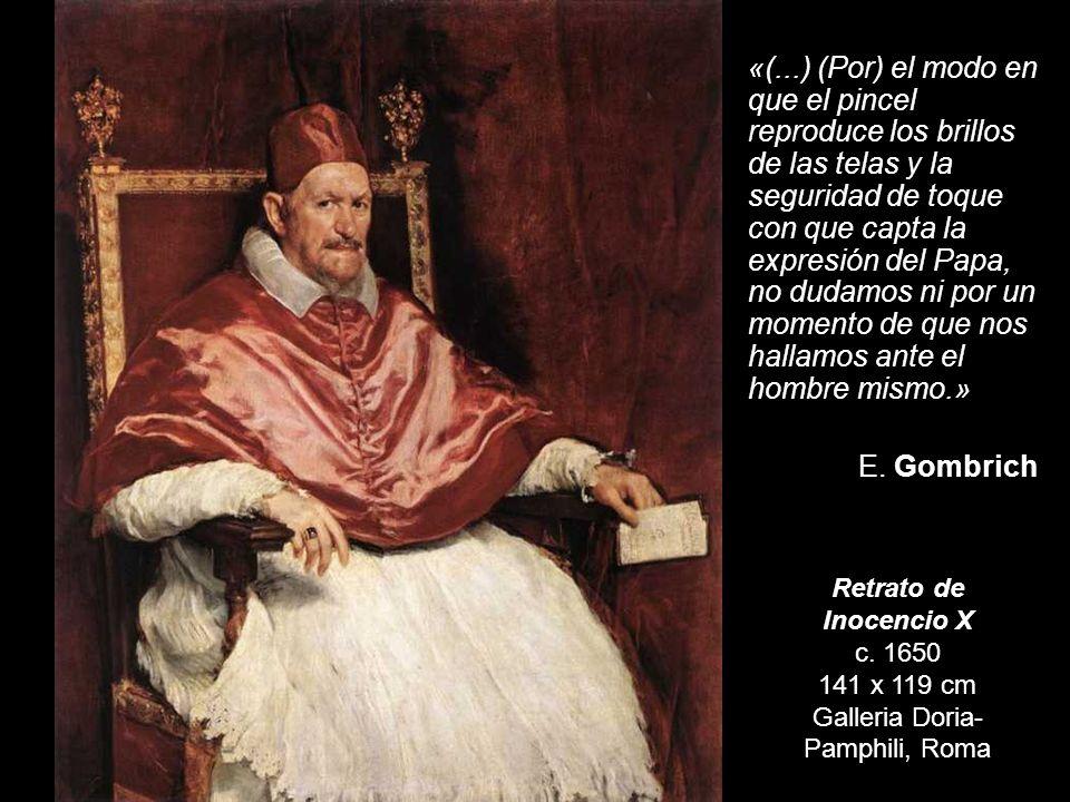 Velázquez vuelve a Italia Segundo viaje a Italia y tercera etapa madrileña (1648-1660) Velázquez realizó un segundo viaje a Italia entre 1649 y 1651,