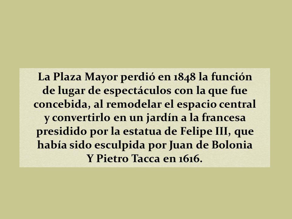 Fiesta de toros en la Plaza Mayor. Anónimo; s. XVII (Museo Municipal de Madrid)