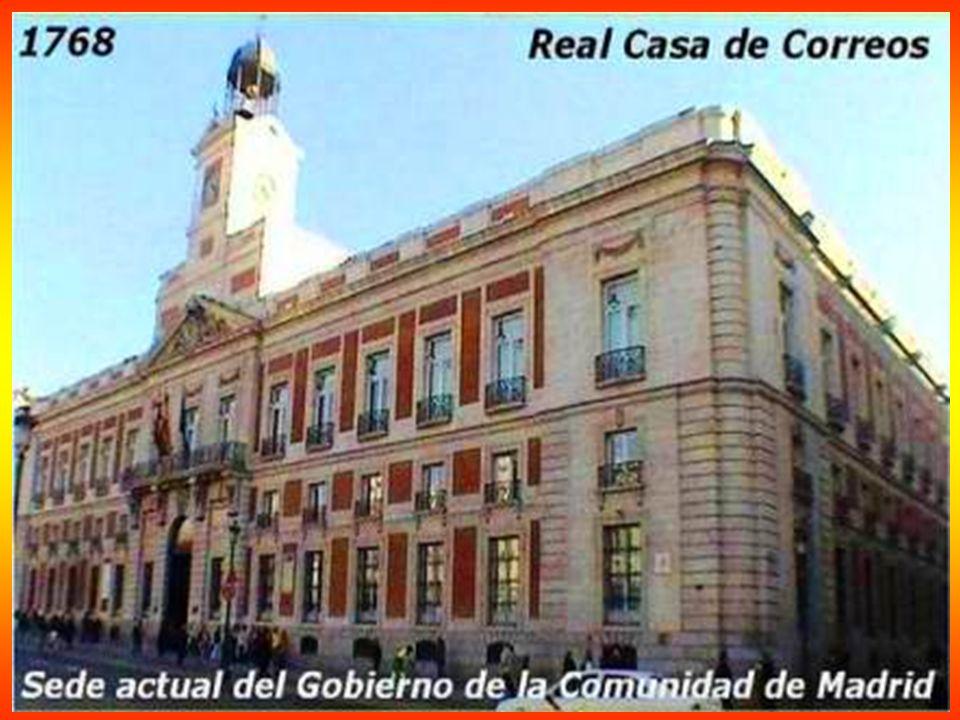 El Palacio Real de es la residencia oficial del Rey de España, que lo emplea en las ceremonias de Estado, aunque no habita en él. El origen del palaci