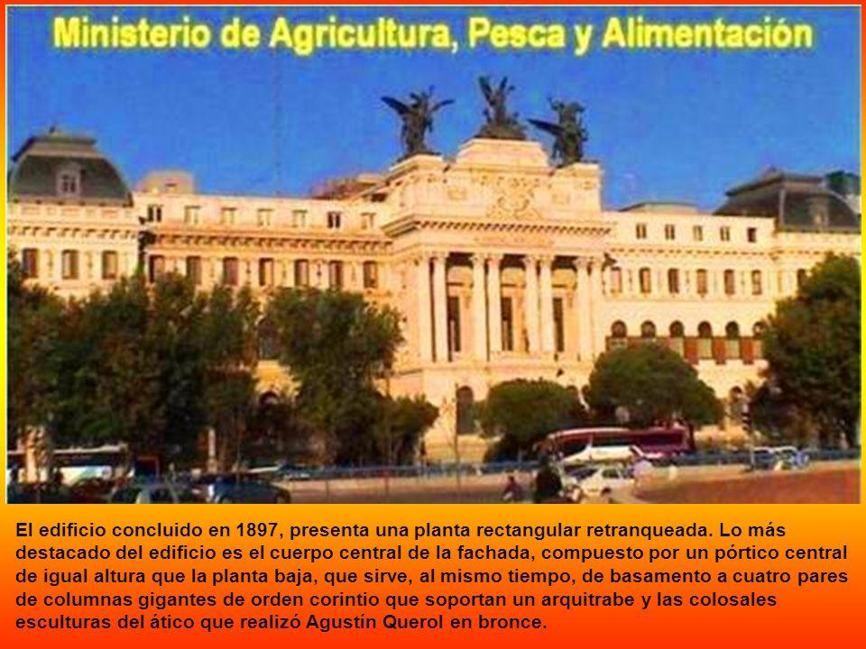 La Bolsa de Madrid, que abrió sus puertas el 20 de octubre de 1831, estuvo vagando por diversos edificios de la ciudad a lo largo de sesenta y dos año