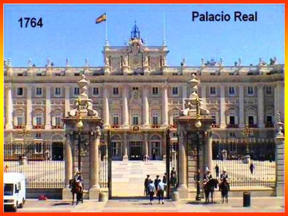 El edificio, concebido en principio como Cárcel de Villa, comenzó a construirse en 1644 según un proyecto de Juan Gómez de Mora. Tras la muerte de Góm