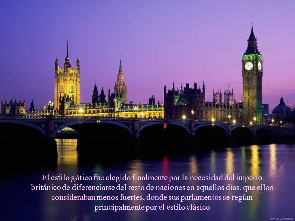 Para reforzar esta identificación del Big Ben con el reino, se enciende una luz sobre las caras del reloj durante las sesiones del parlamento británico.