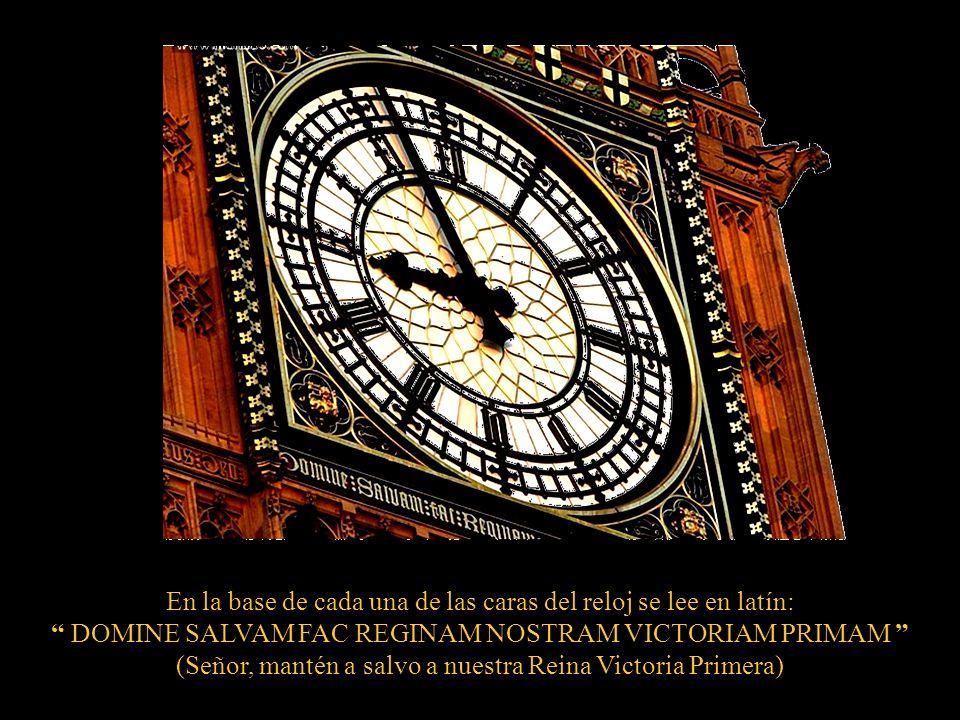 El Big Ben de Londres (gran Reloj) es una denominación habitual de la jerga inglesa que se le otorga al reloj inmerso dentro de la cúpula del Palacio de Westminster.