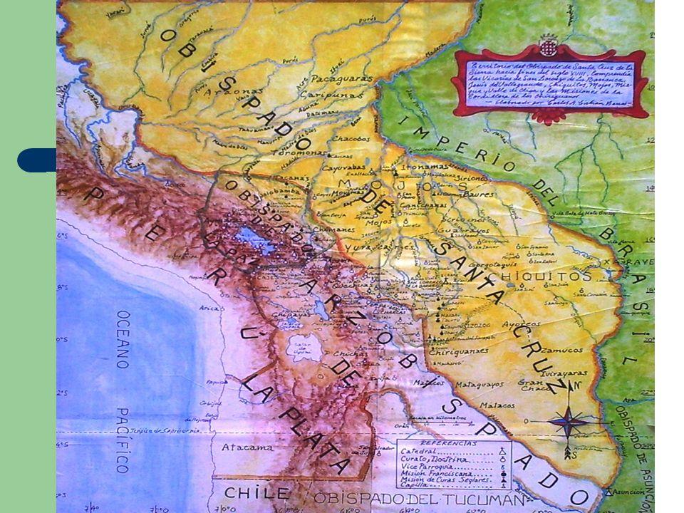 REDUCCIONES DE CHIQUITOS.- SAN JAVIER.- El 31 de diciembre de 1691 por P.