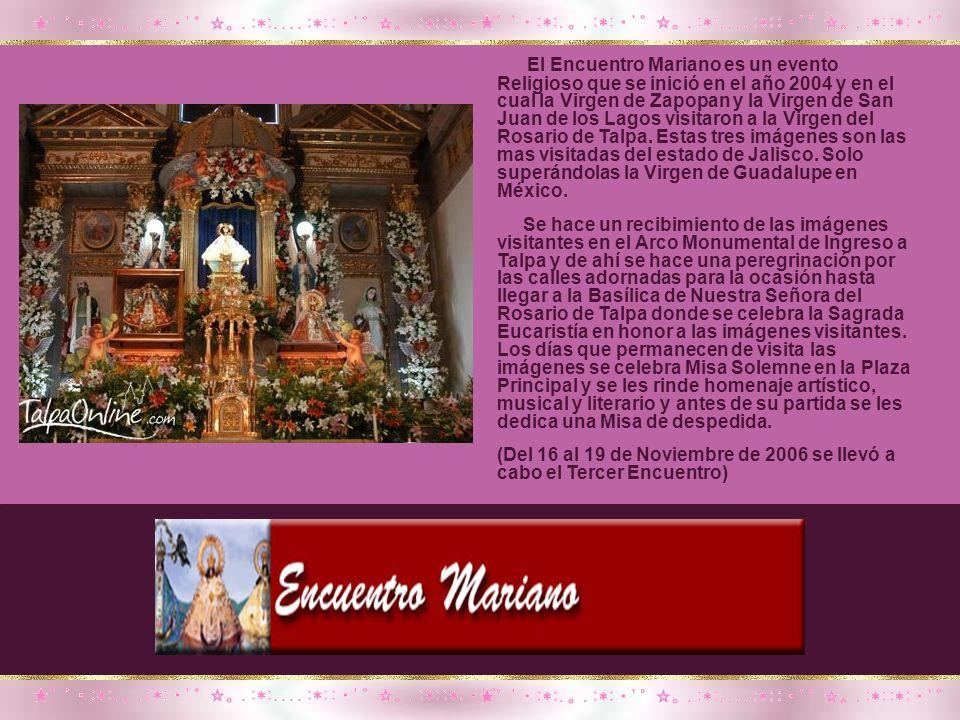 Romería de Octubre: Del 5 al 7 de Octubre es la fiesta titular, o sea, la del Rosario que por muchos años se conmemoró en ella en el Primer Juramento