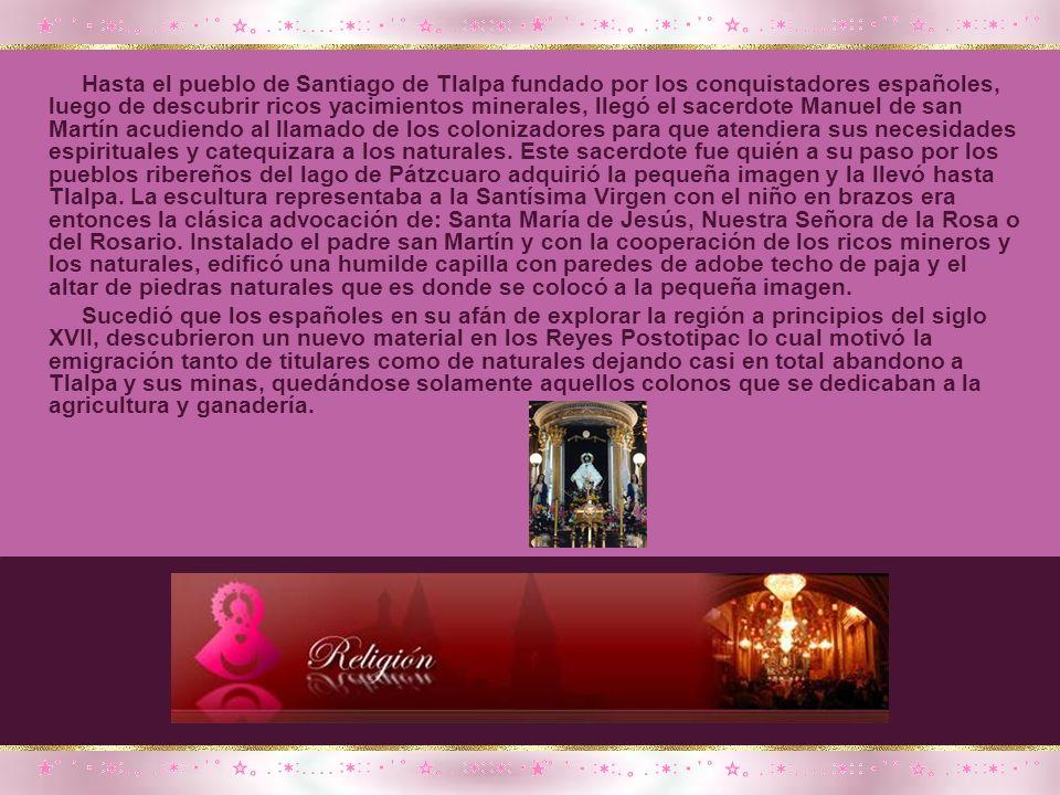 El origen de la imagen de la virgencita milagrosa, se remonta al siglo XVI, en algún pueblo de Michoacán de esos que rodeaba al lago de Pátzcuaro hech