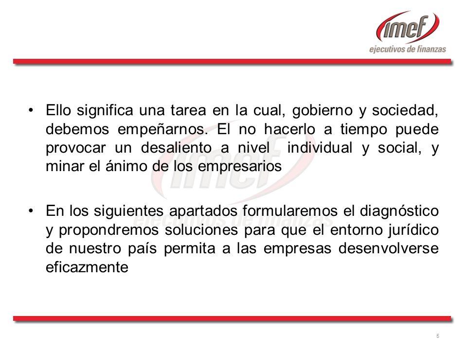 6 2. LA DIVISION CONSTITUCIONAL DE PODERES