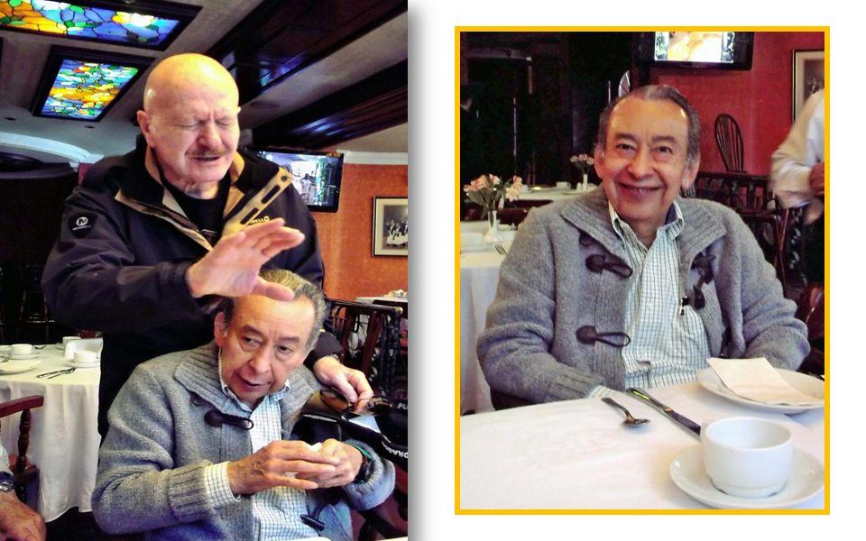 Restaurante Beverly 5 de Febrero 2013 Estimados Expatrias: Se llevó a cabo la reunión del grupo de la generación 55 en el primer desayuno de este año.
