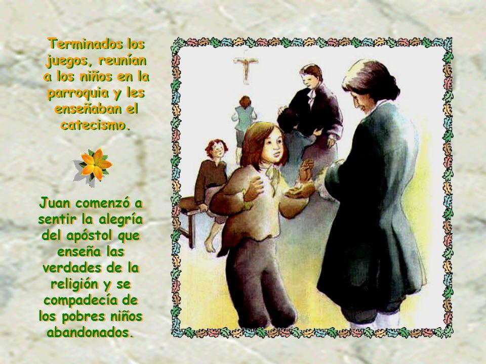 Ya en París, residía en el seminario de San Sulpicio. Allí se hizo amigo de otros jóvenes que deseaban ser sacerdotes como él. Los jueves por la tarde