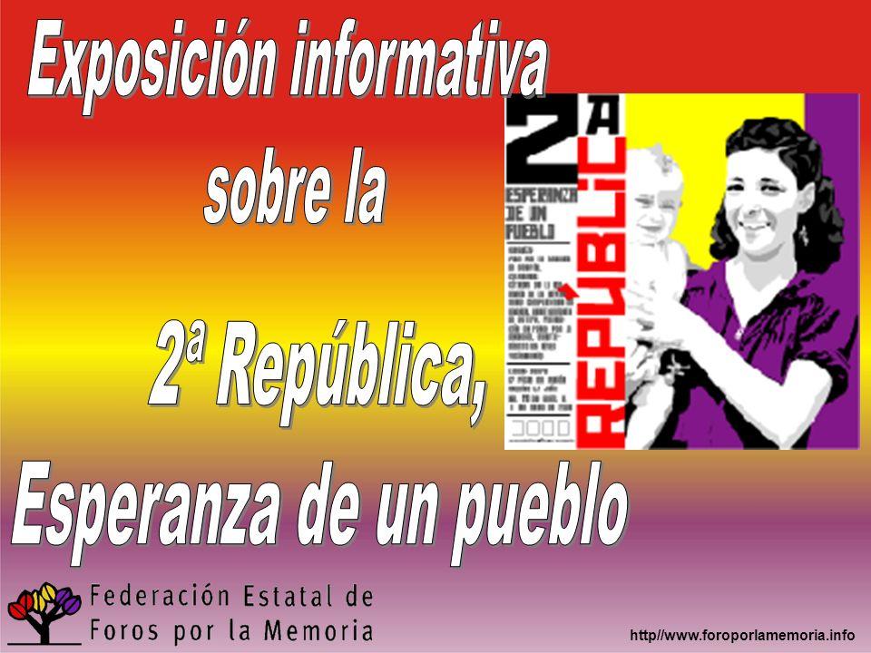 http//www.foroporlamemoria.info La España de la autonomías.