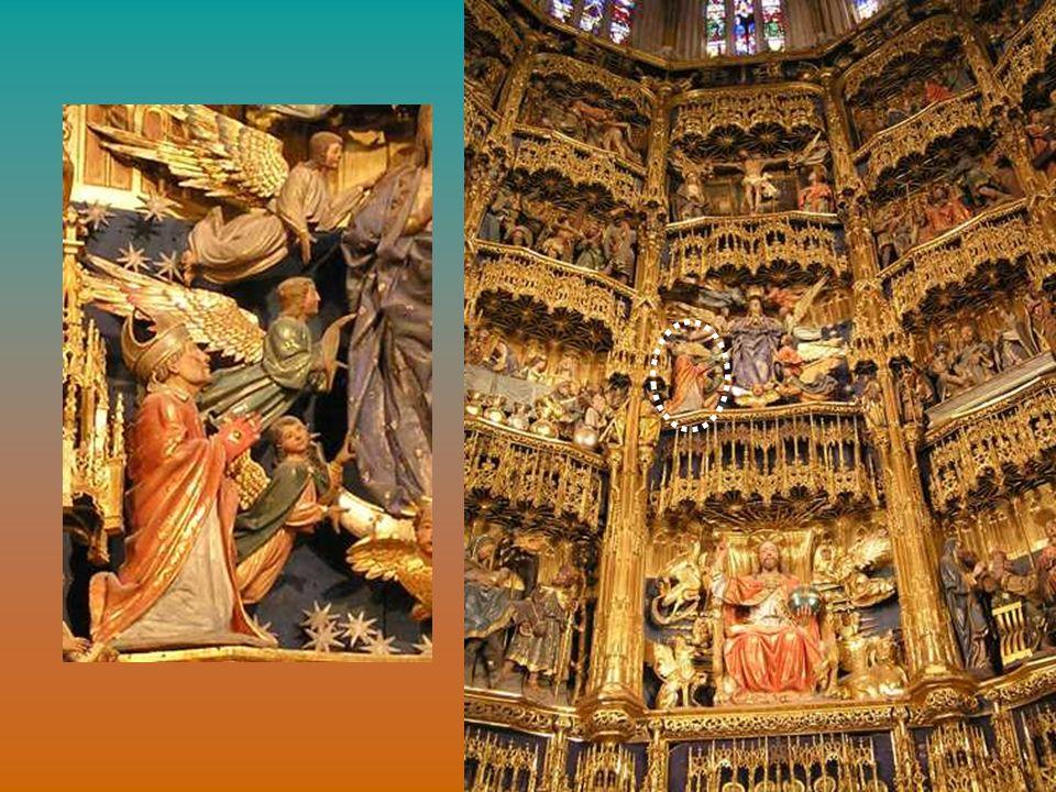 Su construcción abarcó desde el año 1512 hasta el año 1531 y fue encargada por el prelado ovetense Don Valeriano Ordóñez de Villaquirán. Como muestra