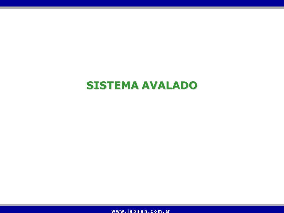 Algunas de las Pymes emisoras de ON w w w. j e b s e n. c o m. ar ESAT S.A. Álvarez Hnos. SA