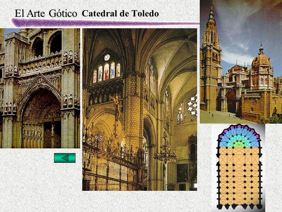 El Arte Gótico Catedral de Toledo